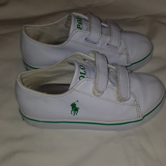 Polo by Ralph Lauren Other - Polo shoes with velcro
